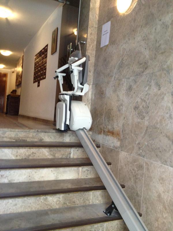 ascensor silla salvaescaleras
