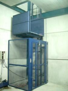 elevadores indsutriales