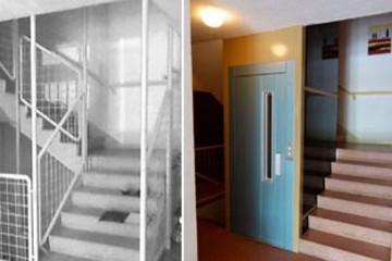 instalacion ascensores rehabilitacion y reformas