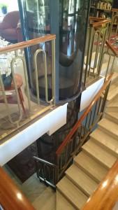instalacion de ascensores hueco escalera