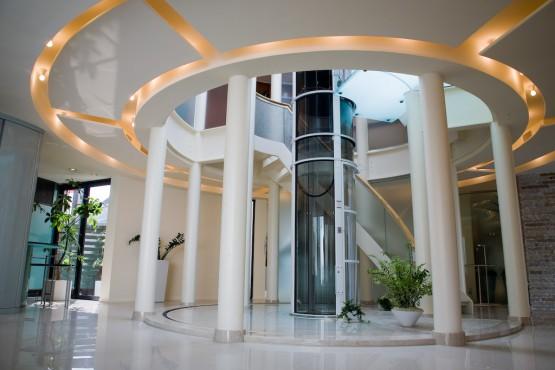 instalacion de ascensores neumaticos