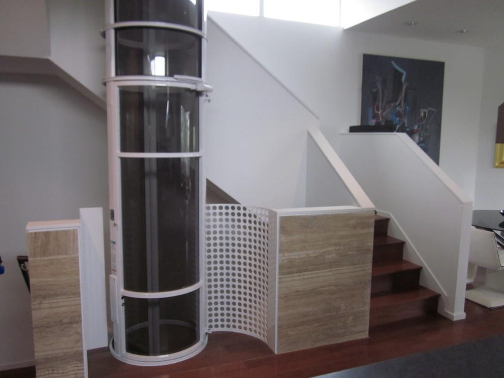 accesibilidad con ascensores