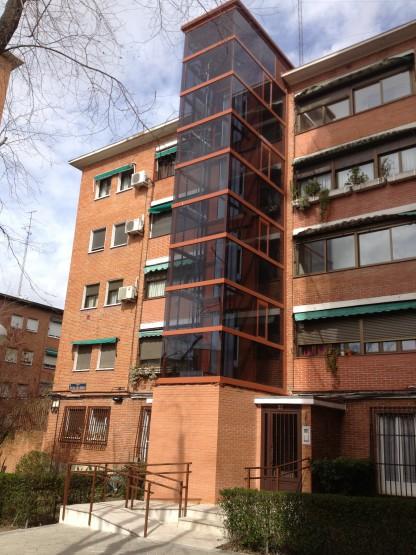 instalación de ascensores en comunidad de vecinos