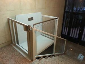 Instalar ascensor que se adapta a cualquier espacio - Elevadores domesticos ...