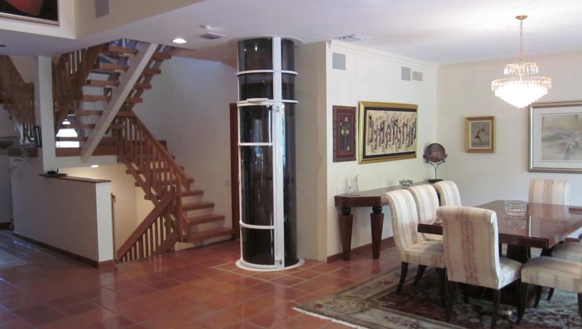 Descubre los ascensores neumaticos para tus espacios - Ascensores para viviendas unifamiliares ...