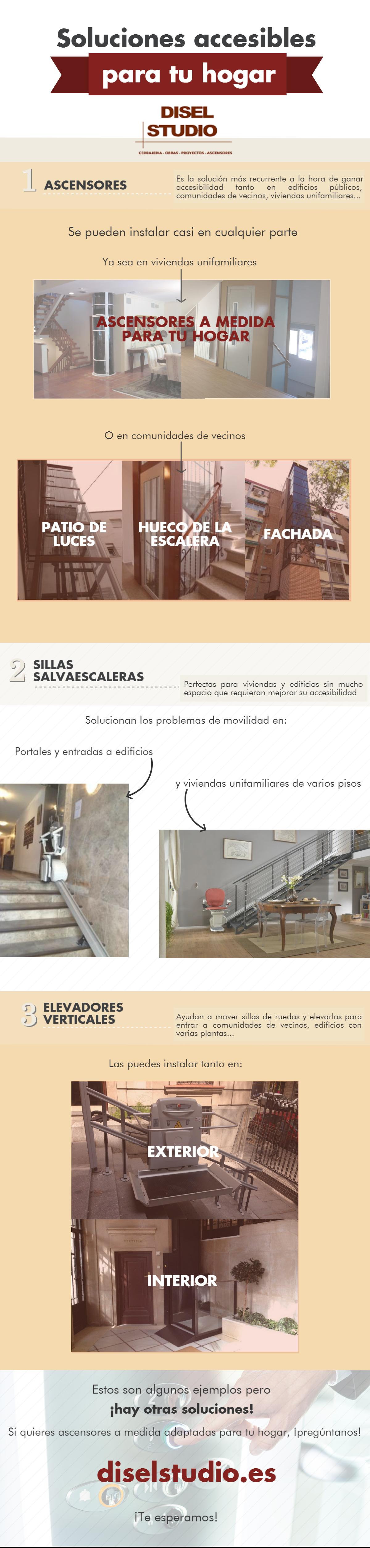 instalacion de ascensores y soluciones accesibles para tu hogar