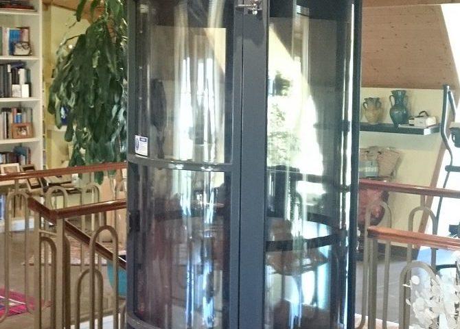 accesibilidad en ascensores
