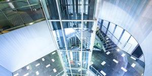 Instalación de ascensores neumáticos