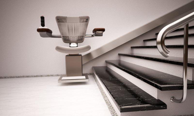 silla salva escaleras instalar