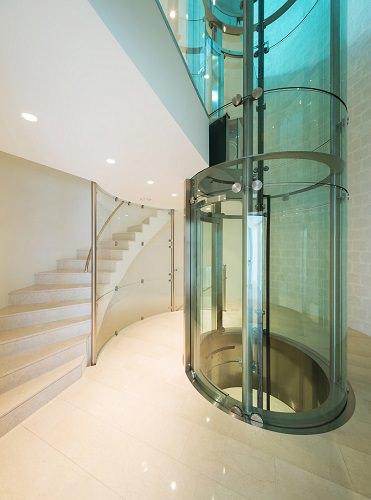 instalación de ascensores neumáticos primavera