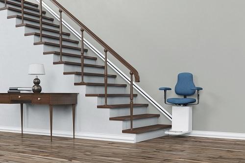 Solución para la inaccesibilidad - Sillas salvaescaleras - Disel Studio