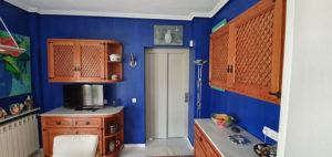 instalación ascensor vivienda particular en madrid
