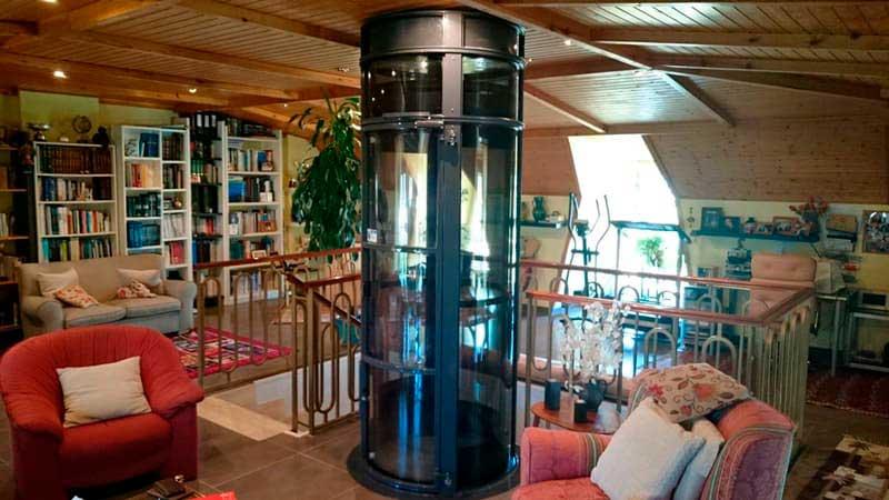 Disel Studio especialista en ascensores para casas particulares