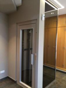 Puertas de cabina de ascensor para tu vivienda