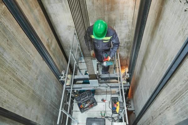 renovar ascensor en Madrid
