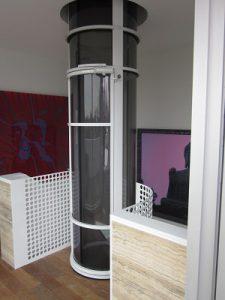 instalar ascensor neumático unifamiliar en Madrid